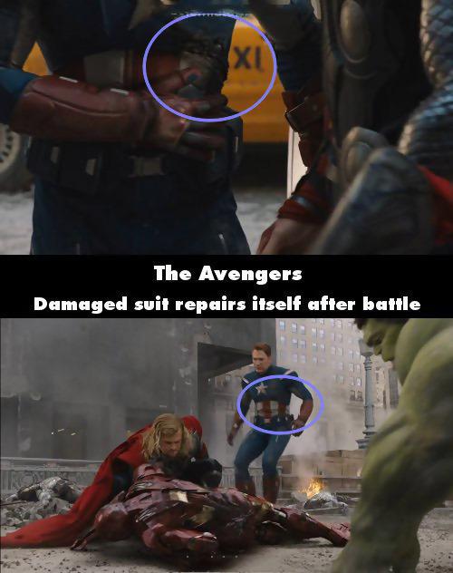 he Avengers