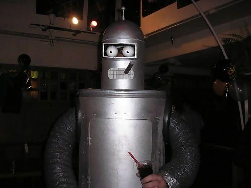 Image result for bender costume