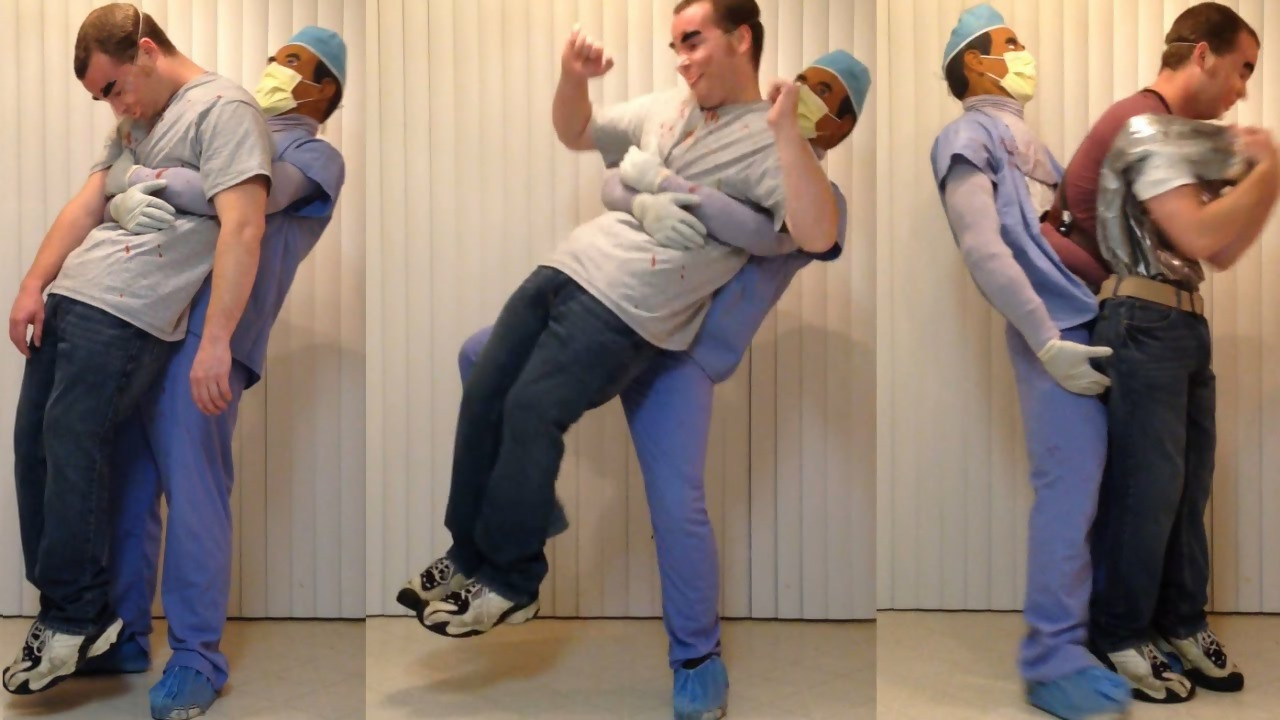 Image result for dead patient illusion costume