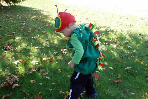Image result for diy the very hungry caterpillar costume