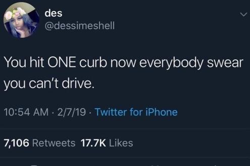 des driving
