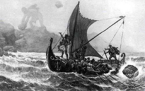 """Гомер """"Одиссея"""": описание, герои, анализ поэмы"""