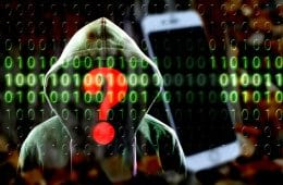 Cyber, Attack, Encryption, Smartphone, Null, One